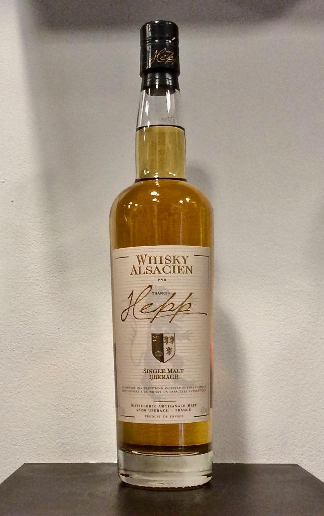 ©lacavedestephane Whisky alsacien - Single malt - Tharcis Hepp