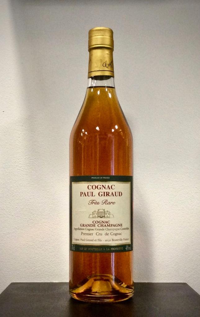 ©lacavedestephane Cognac Paul Giraud Très Rare