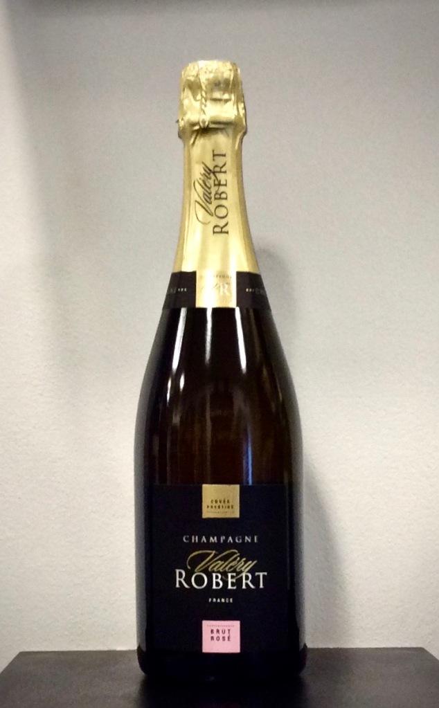 ©lacavedestepohane Champagne Valéry Robert, Prestige Brut Rosé