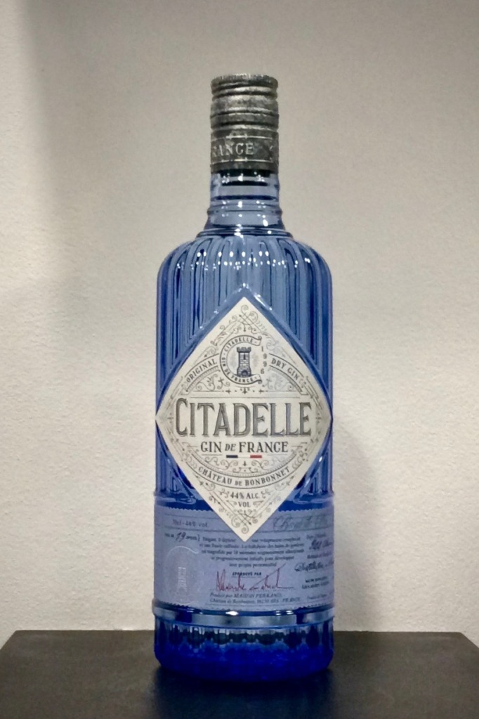 ©lacavedestephane - Gin français Citadelle